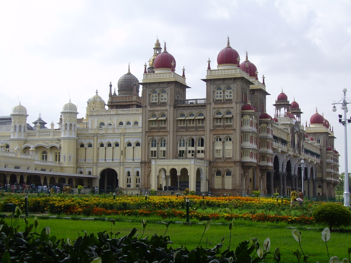 Mysore gears up for the Dasara celebrations