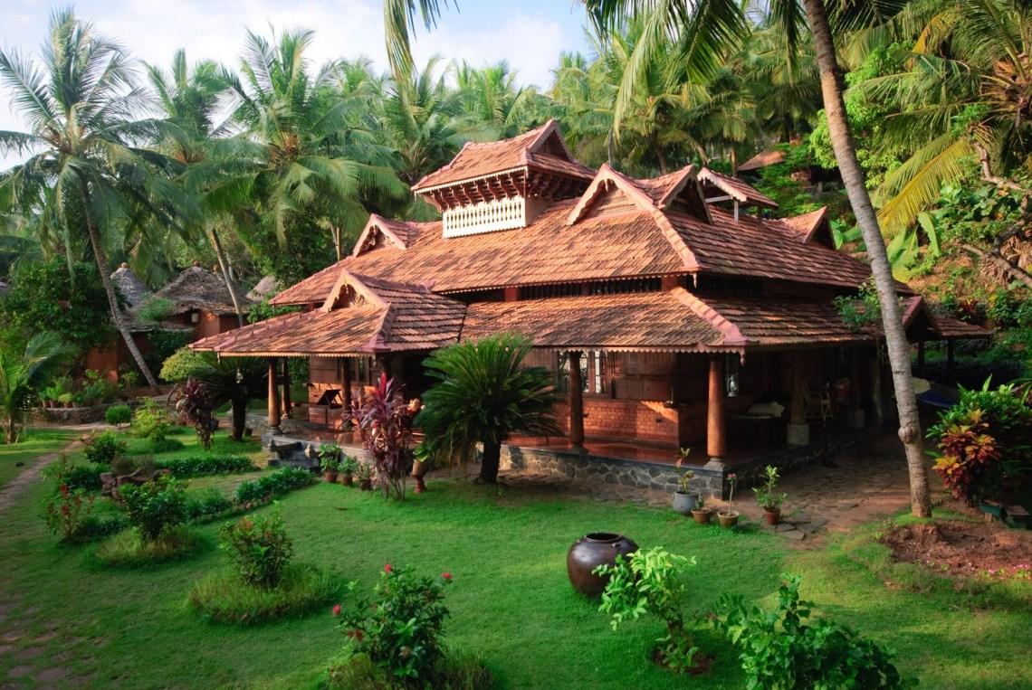Heritage strewn Kerala architecture