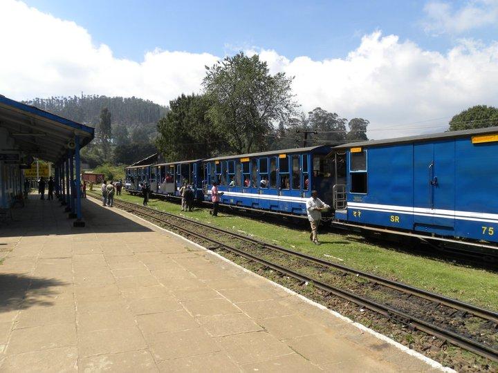 Take a joy ride - Nilgiri Mountain Railway