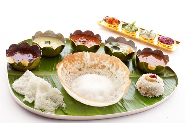 Sumptuous meal @ Southern Spice, Taj Coromandel, Chennai