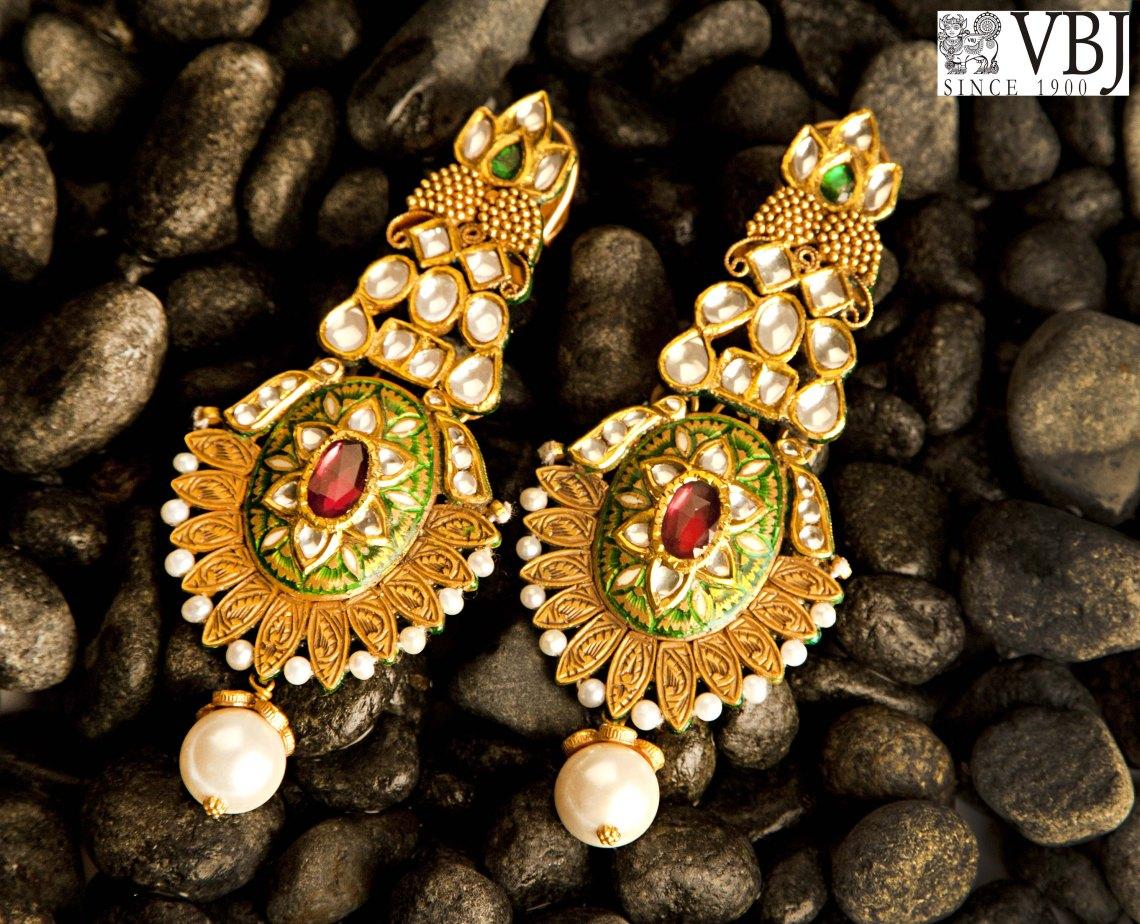 Jewellery for upcoming Wedding Season by VBJ