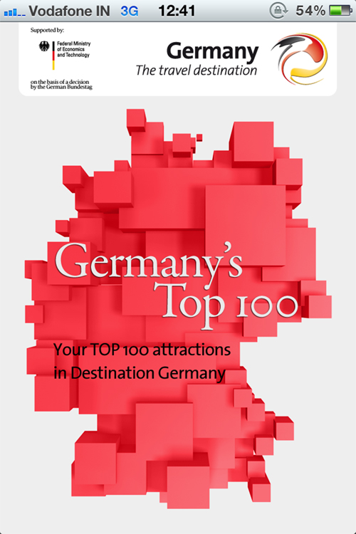 German National Tourist Board launches new travel mobile app