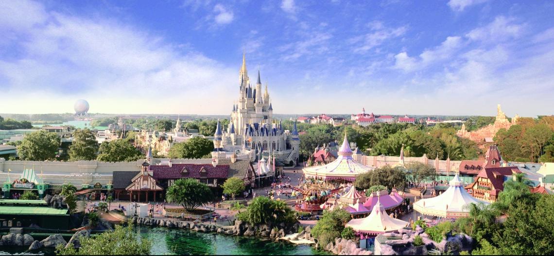 New Fantasyland opens in Florida