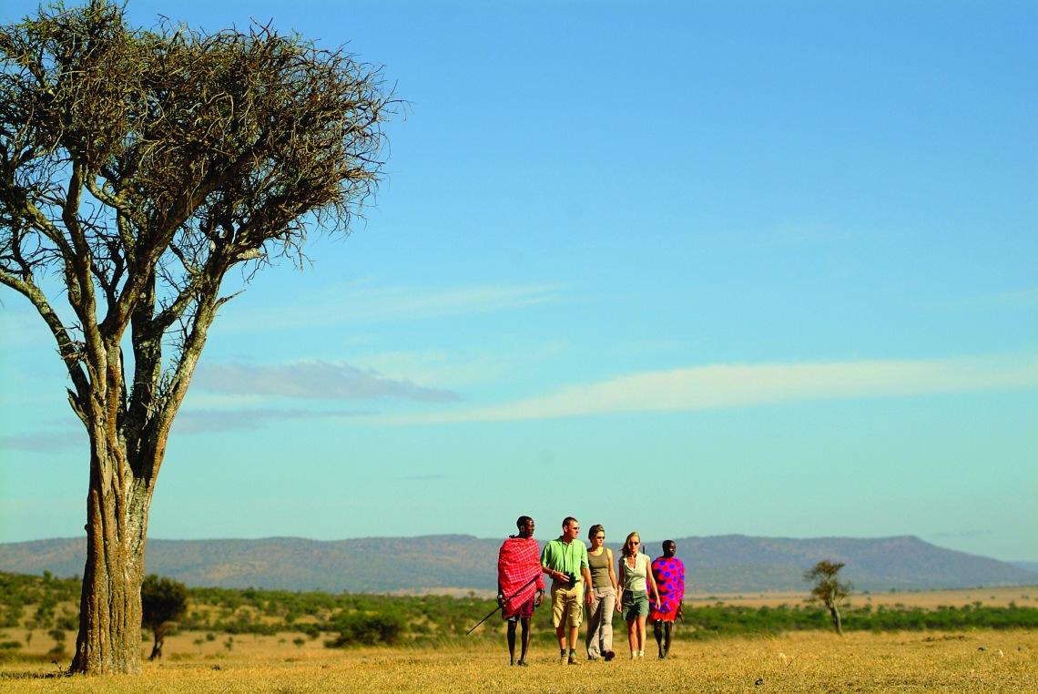 Summer getaway in Kenya