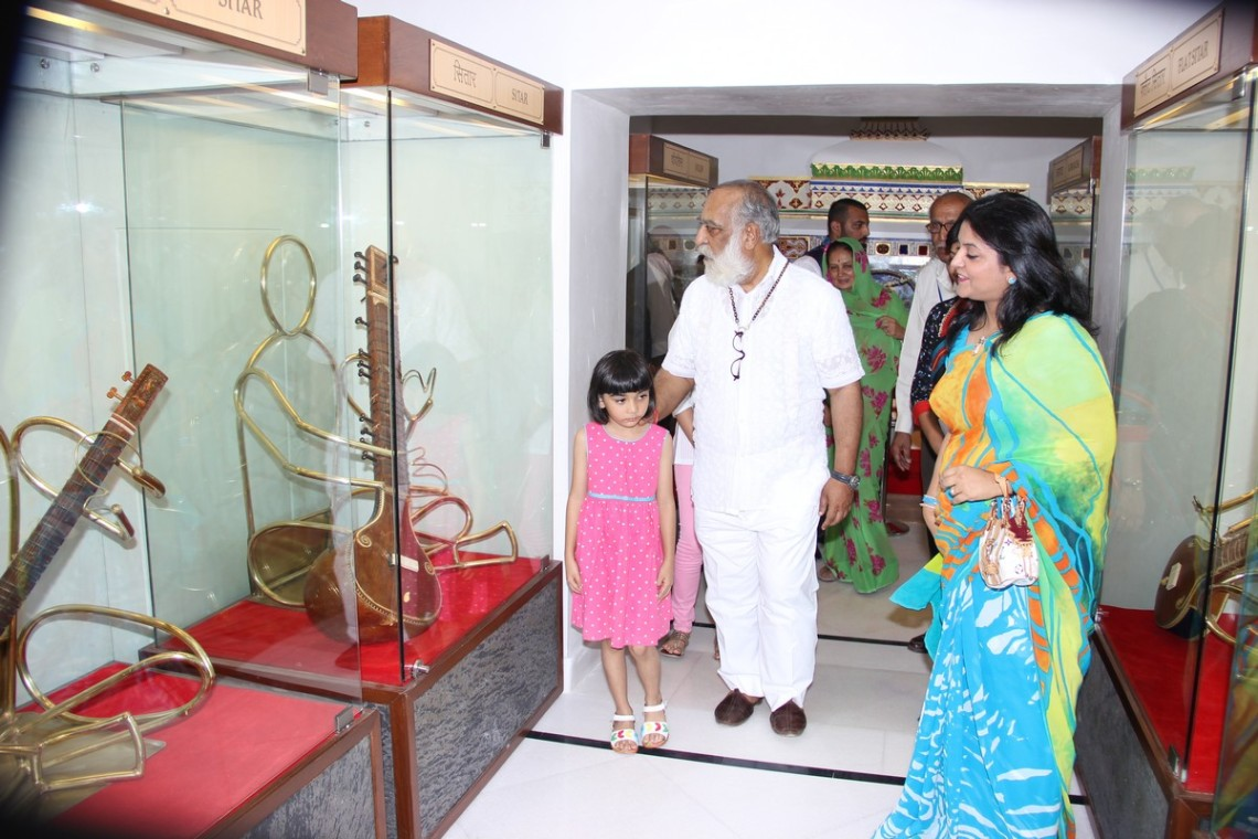 Music Gallery with royal collection opens at Udaipur's City Palace