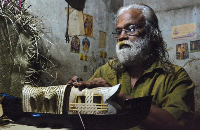 Houseboat Souvenir Making-A Responsible Tourism project activity at Kumarakom