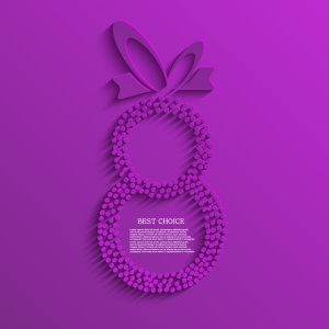 Happy-Womens-Day-Purple-Number-Vector